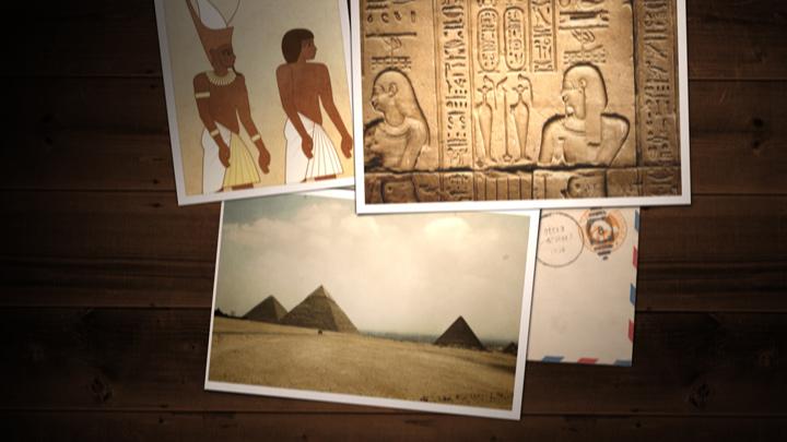 Andersen Lighting - Im alten Ägypten - Standbild 1