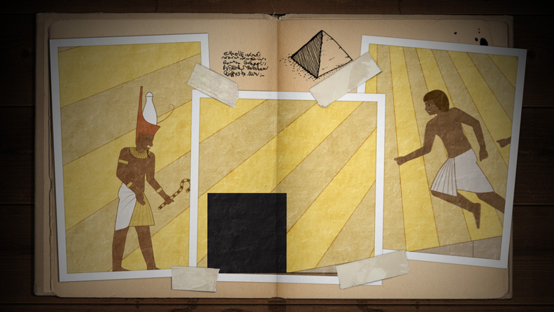 Andersen Lighting - Im alten Ägypten - Standbild 5