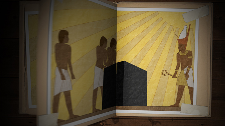 Andersen Lighting - Im alten Ägypten - Standbild 6