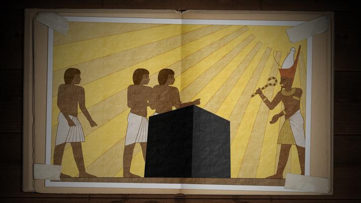 Andersen Lighting - Im alten Ägypten - Standbild 7