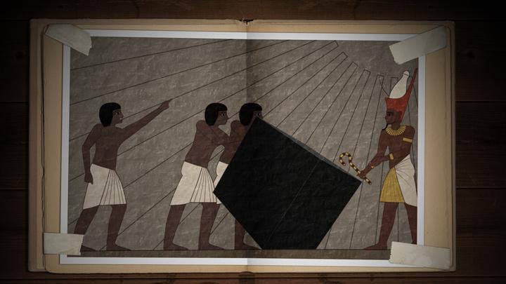 Andersen Lighting - Im alten Ägypten - Standbild 8