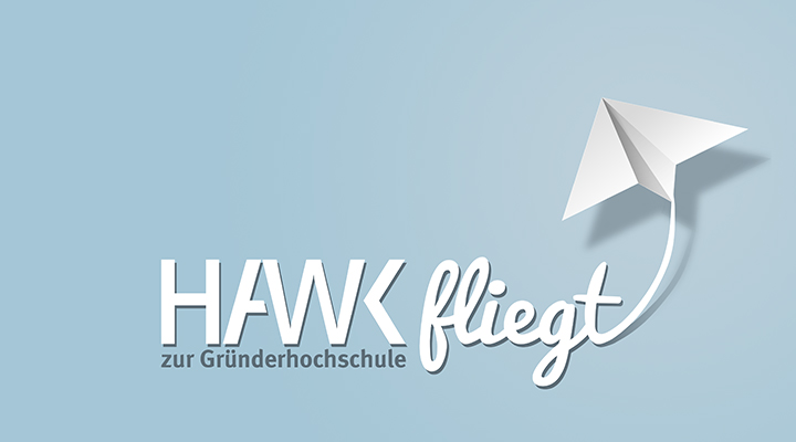 HAWK fliegt Logo