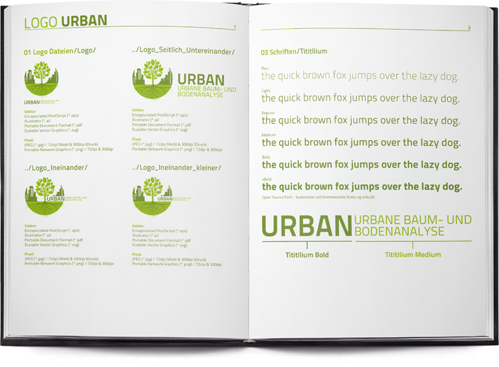 Urban Corporate Design Manual