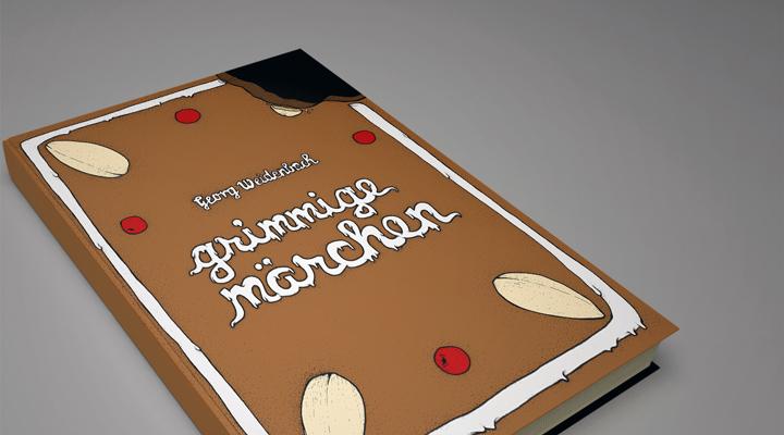 Cover des Buches 'Grimmige Märchen'