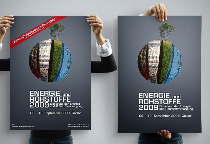 Energie und Rohstoffe - Plakate