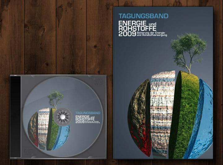 Energie und Rohstoffe - Corporate Design  - Tagungsband