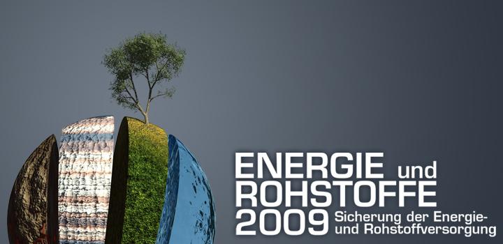 Energie und Rohstoffe - Logo