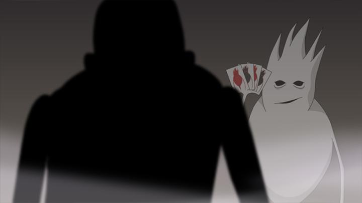 Standbild des Animationsfilms 'Der Erlkönig' - Bild 4