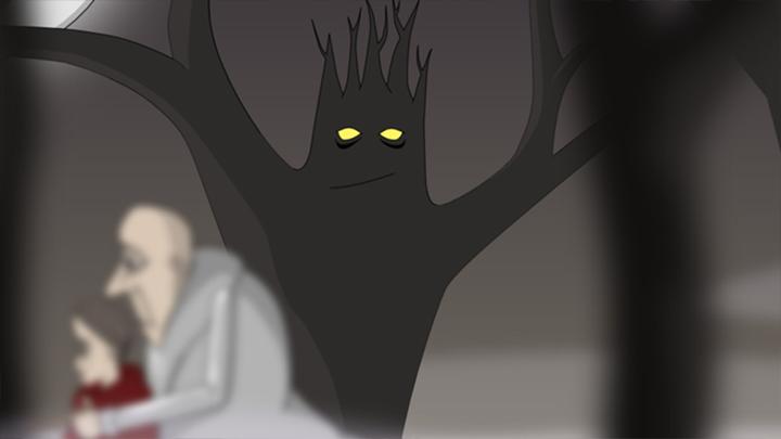 Standbild des Animationsfilms 'Der Erlkönig' - Bild 5