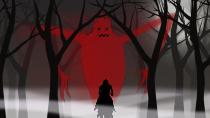 Standbild des Animationsfilms 'Der Erlkönig' - Bild 6
