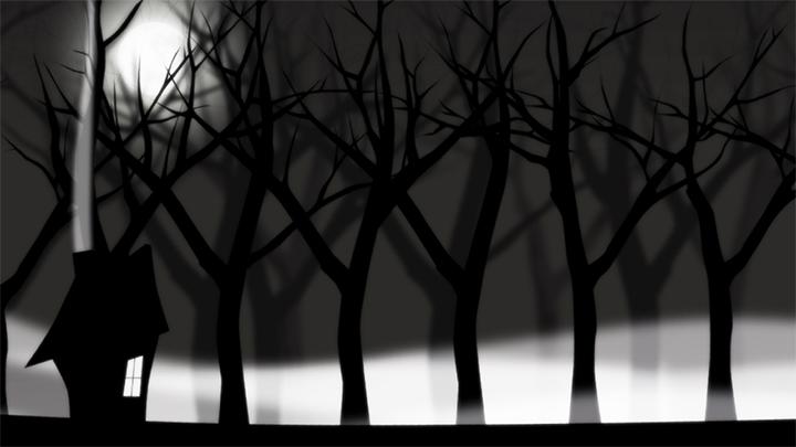 Standbild des Animationsfilms 'Der Erlkönig' - Bild 7