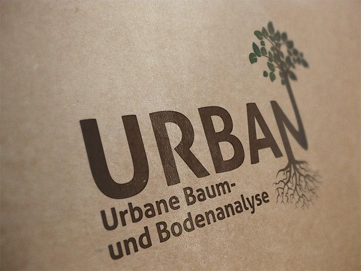 Urban Logo Entwurf