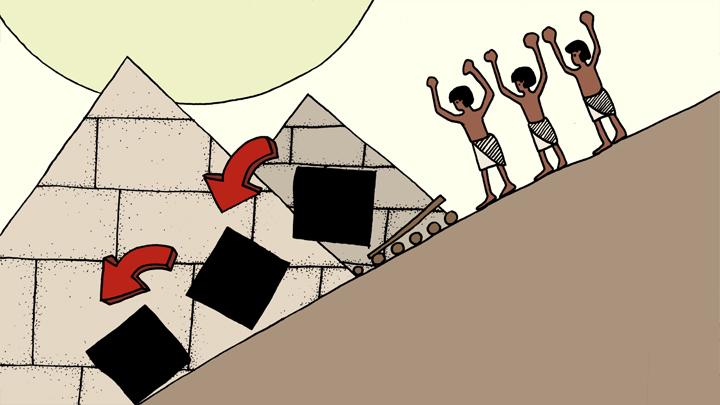 Andersen Lighting - Im alten Ägypten - Storyboard - Bild 3