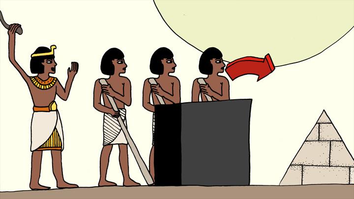 Andersen Lighting - Im alten Ägypten - Storyboard - Bild 4