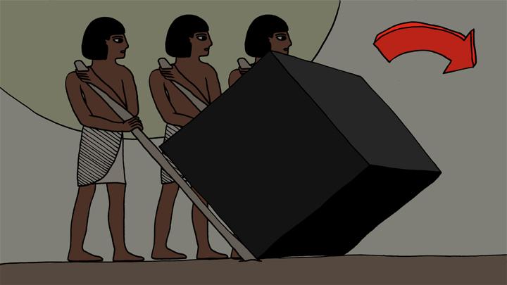 Andersen Lighting - Im alten Ägypten - Storyboard - Bild 5