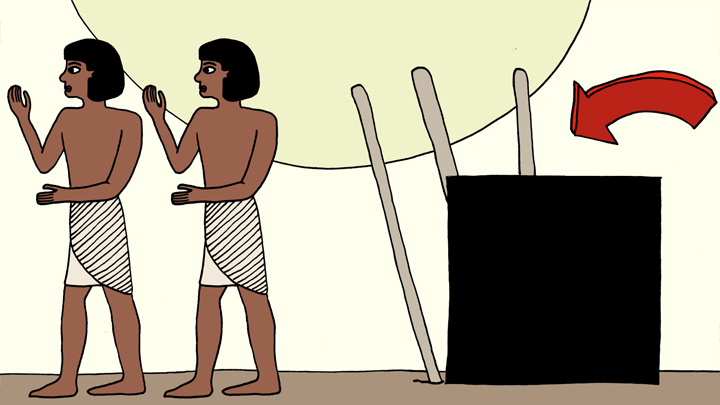 Andersen Lighting - Im alten Ägypten - Storyboard - Bild 6